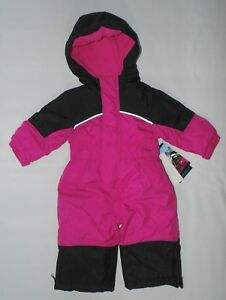 9f2070b4a iXtreme Baby Girls Size 12 Months One-Piece Snowmobile Snowsuit ...