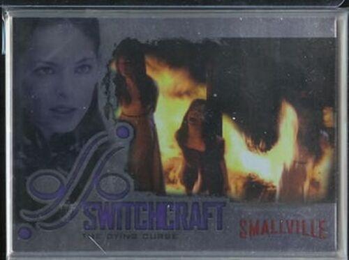 Smallville Season 4 FOIL Switchcraft Card Set SW1-SW6