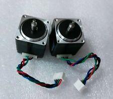 2pcs Nema11 Stepper Motor 18degree 6ncm Min 067a 4wires 11hs3406l14 X1 Cnc