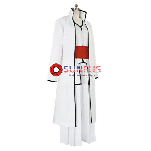 Halloween Men/'S Bleach Aizen Sousuke Cosplay Costume Game Adult Costume