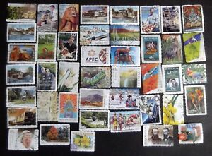 AUSTRALIA SELF ADHESIVE STAMP COLLECTION - Billericay, United Kingdom - AUSTRALIA SELF ADHESIVE STAMP COLLECTION - Billericay, United Kingdom