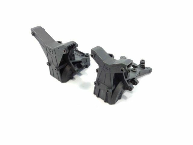Arrma AR320399 F//R Composite Upper Gearbox Covers Shock Tower Senton