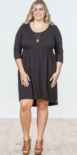 NWT Womens Size XS X Small Matilda Jane THE DISCOVERY DRESS Black Camp SOLD OUT