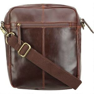Details About New Wilsons Leather Top Zip Tablet Bag