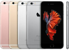 iPhone 6S 16gb 32gb 64gb 128gb Unlocked Smartphone in Gold, Silver, Gray or Rose