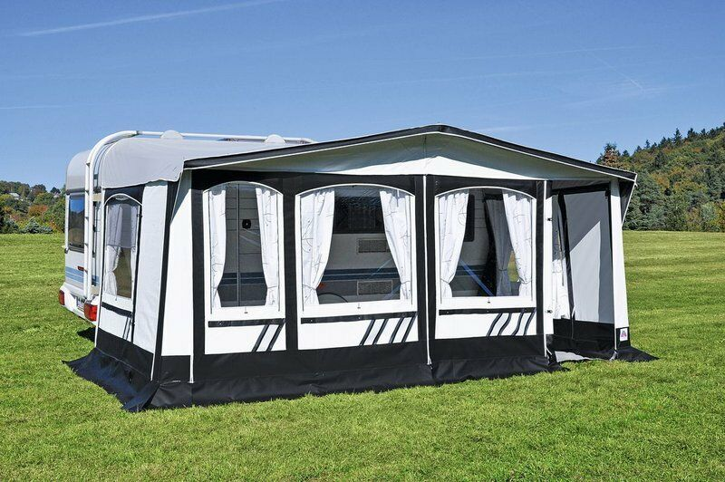 Hahn Vorzelt Texel Texel Texel 240 Gr. 06 Dauerstandzelt Zelt Wohnwagen Camping 2a0dde