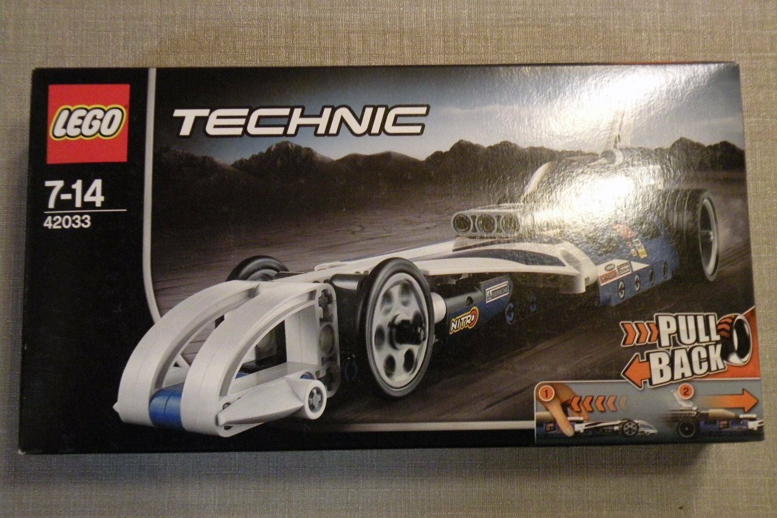 LEGO TECHNIC 42033 -Le bolide imbattable-boite neuve et scellée