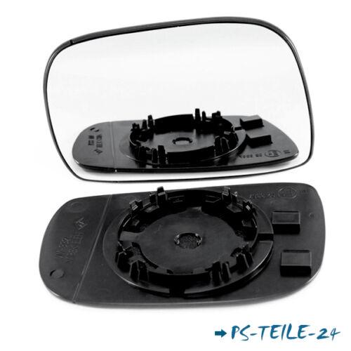 Spiegelglas für OPEL AGILA 2001-2007 links sphärisch fahrerseite