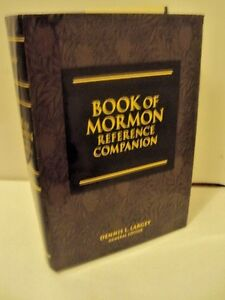 The-Book-of-Mormon-Reference-Companion-2003-Hardcover-LDS-BOOKS