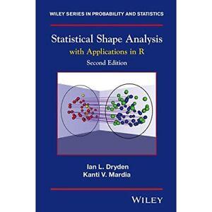 Statistical Shape Analysis - Hardback (16 Sep 2016) NEW Mardia, Kanti V