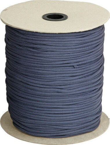 Parachute Cord Parachute Cord Navy 1000 ft 7  strand. Rated for 550 lbs. 1,000 ft  for wholesale