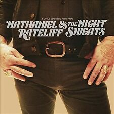 Nathaniel Rateliff - a Little Something More From EP LP Vinyl 180gm Mp3