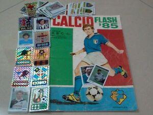 472 Figurina-Sticker n CASARANO SQUADRA -New CALCIO FLASH /'86 Lampo