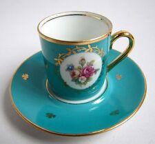 Tasse à Café Moka Litron en Porcelaine Wunsiedel Bavaria