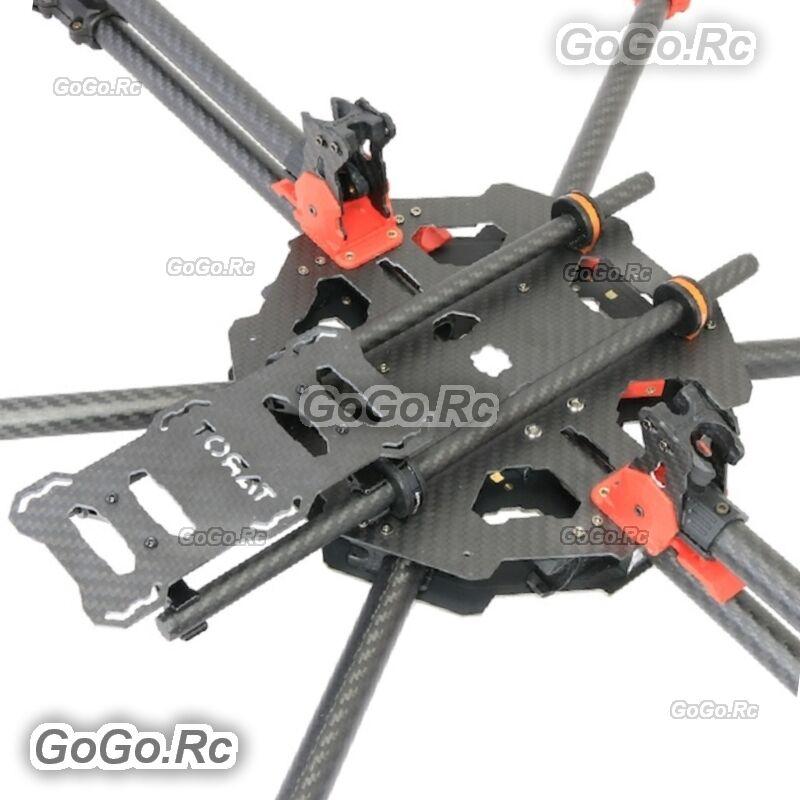 Tarot 680PRO Foldable 3K Carbon Fiber Frame 6axis Multirotor Multirotor Multirotor Hexacopter RH68P00 25aa37