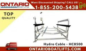 HYDROCABLE HC8500 - Protect your leisure boat from wear and tear - Ontario Boat Lifts - Call For Discounted Shipping Canada Preview