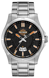 Bulova-Harley-Davidson-Mens-Watch-76B162-Live-to-Ride-with-Harley-Davidson
