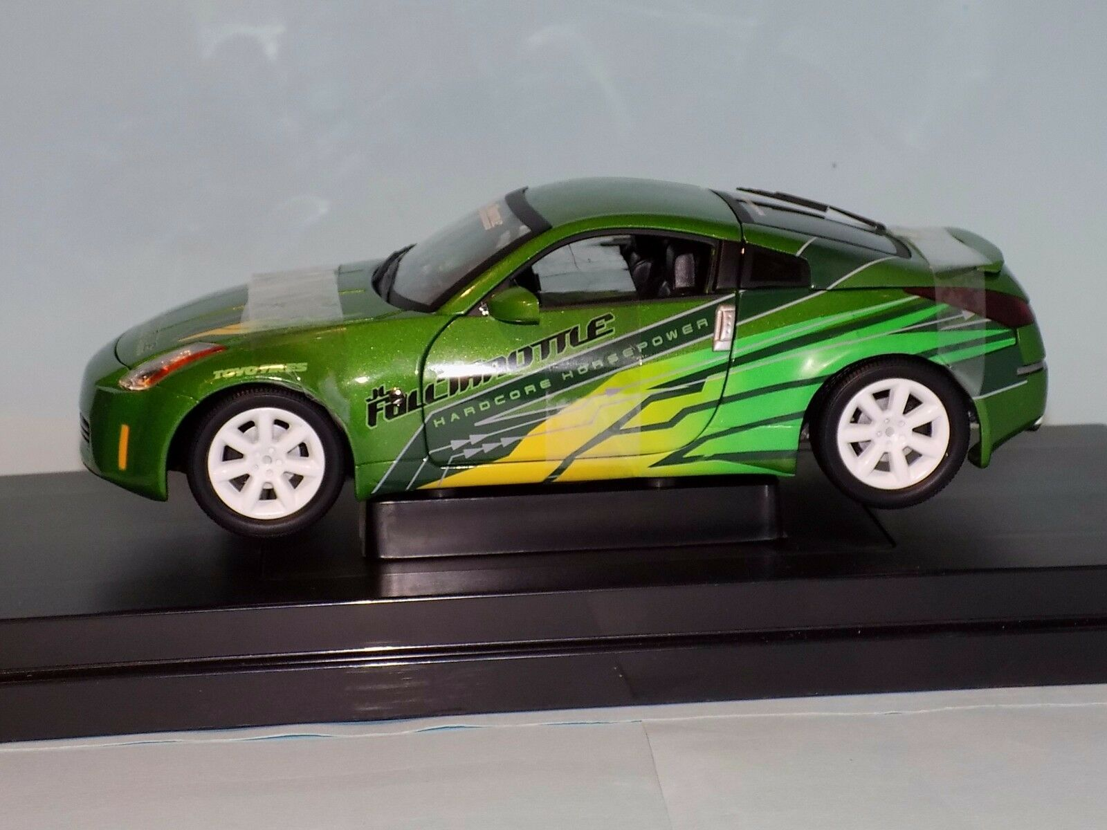 NISSAN 350Z THE FAST AND THE FURIOUS 2003 RC2 53608D 1 18