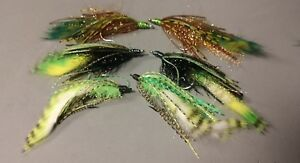 Size 1//0,**** NEW**** Assortment A MUST HAVE Bass Crawler Devil Pak #8