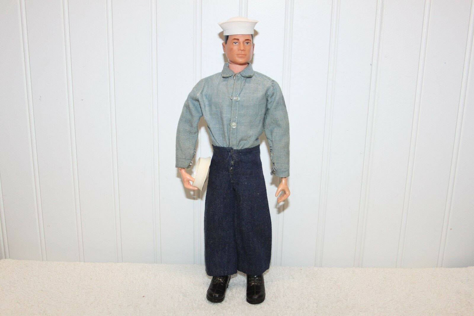 Vintage - gi joe 1964 - aktion seemann - tm joe