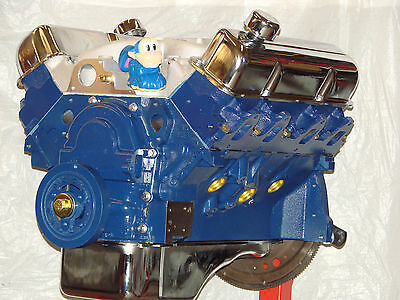 428 FE Ford Crate High Perf balanced Big Block BB engine with cast or Alum  heads   eBay