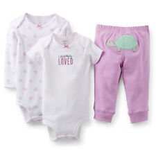 "Carter's 3-piece set ""I Am Loved"" - GBC-670 (Turtle), Size: 12 months"