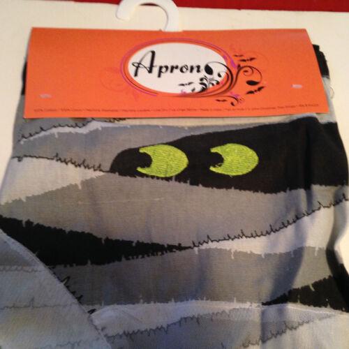 Halloween Creepy Mummy Apron