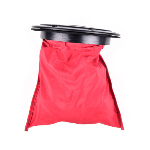 "New 8/"" Deck Plate Boat Kayak Canoe Storage Bag Cover Kit Hatch MOC/_wkDIDI"