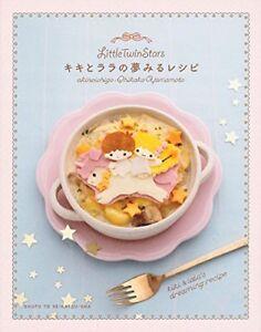 Sanrio-Little-Twin-Stars-Kiki-to-Rara-no-Yumemiru-Recipe-Book-JAPAN