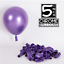 10-20-30-50-ou-100-Latex-5-034-in-Chrome-Ballons-Pearl-Metallique-Solide-Couleurs-Shine miniature 6