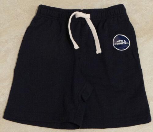 Boys Knit Pull-On Elastic Waist Shorts-NWT