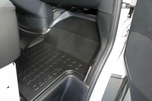 Carbox FLOOR Fußraumschale Gummimatten Fußmatten Mercedes Sprinter vorne rechts