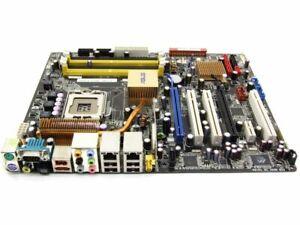 Asus-P5b-Deluxe-Wifi-ATX-Desktop-PC-Computer-Motherboard-Intel-Socket-Socket-775
