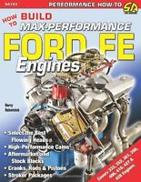 How To Build Max-performance Ford Fe Engines (performance How-to) By Barry Robot on sale