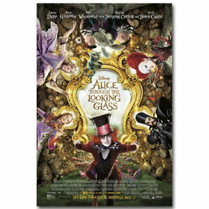 136881-Alice-Through-The-Looking-Glass-Mad-Hatter-Movie-Decor-Wall-Print-POSTER