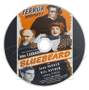 Bluebeard-1944-John-Carradine-Crime-Horror-Thriller-Movie-on-DVD