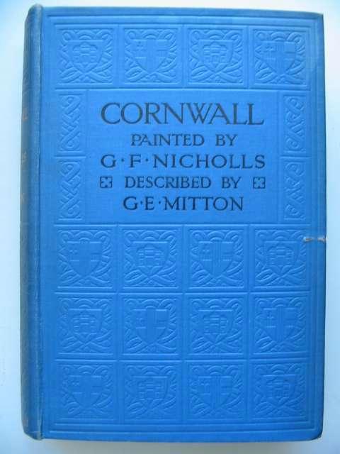 CORNWALL - Mitton, G.E.. Illus. by Nicholls, G.F.