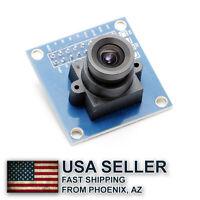 Ov7670 Vga Auto Exposure Camera Module For Arduino - Ship From Phoenix, Az