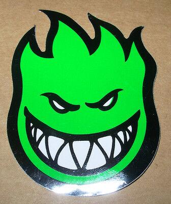 "SPITFIRE UNDERGROUND Logo Skate Sticker 7.25/"" great 4 skateboards helmets decal"