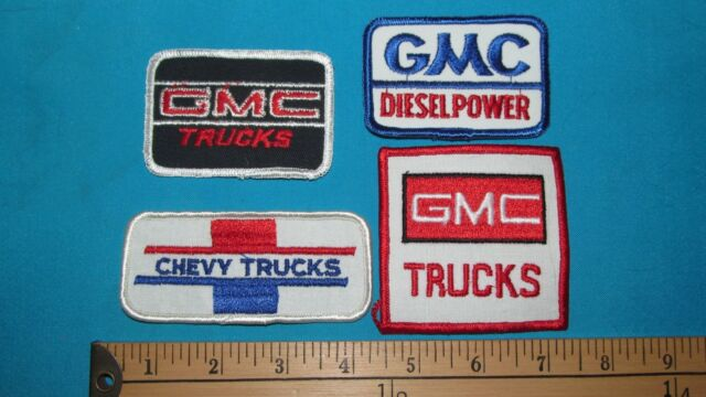 iron on new old stock,1980/'s chevrolet  service  VINTAGE  patch