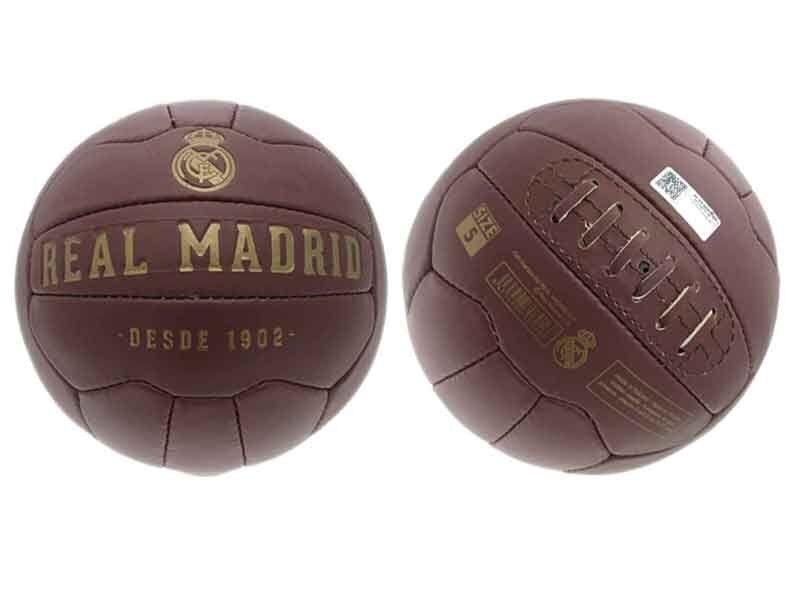 Ball Real Madrid offizielle vom Fußball Fußball Fußball Größe 5 Historiker im Feld Sammlung 7feb35