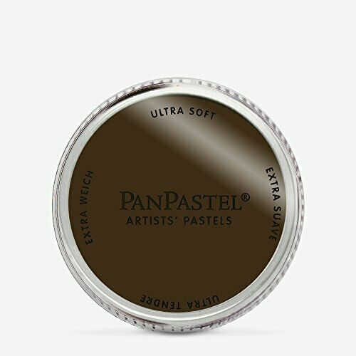 PANPASTEL ARTISTS PASTEL BURNT SIENNA EXTRA DARK