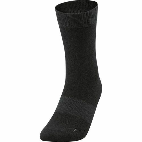 Details about  /JAKO Leisure Socks 3er Pack Mens Black show original title