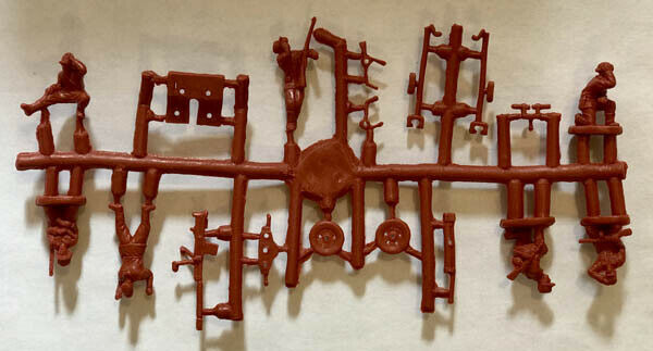 Strelets WWII Finnish Anti-Tank Squad in Summer Dress - Contains 1 Sprue