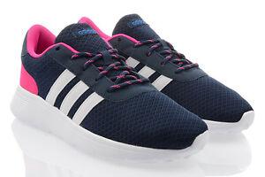 Neu Schuhe ADIDAS LITE RACER W Damen Turnschuhe Sneaker Laufschuhe ORIGINAL