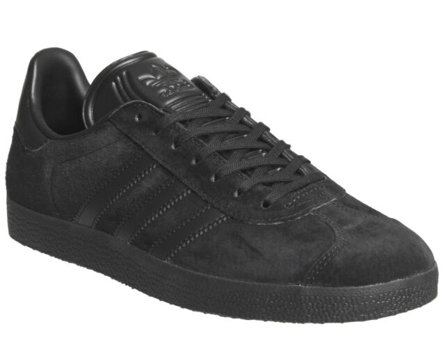 pretty nice 86103 27fde adidas Gazelle Shoes Retro Sport Casual Trainers Core Black Cq2809 UK 7 for  sale online  eBay