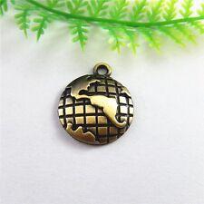 1 Lot Vintage Bronze Alloy Nice Key Pendant 30x10 MM DIY Jewelry Findings x30
