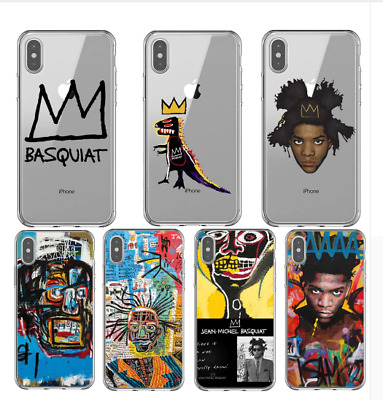 Jean Michel Basquiat 2 iphone case