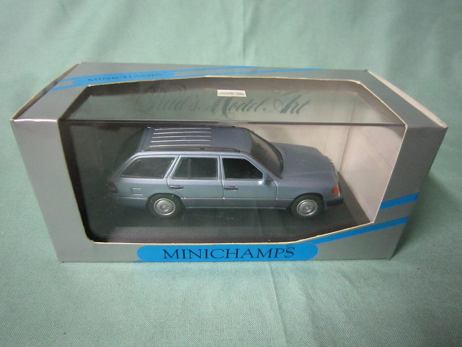 Dv4830 minichamps mercedes - benz 230 te pause 1991 ref 3303 1 43 nb