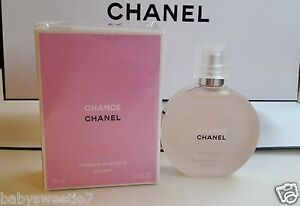 Image Is Loading Chanel Chance Eau Vive Parfum Cheveux Hair Mist